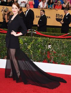 SAG Awards 2015 Red Carpet: Celebs Shine At Screen Actors Guild Awards | The Huffington Post Canada Style