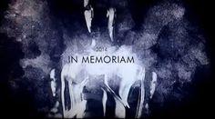 """Durante la Ceremonia de Entrega de los Premios Óscar 2014, como ya es tradición, se presentó un video conmemorativo """"In Memoriam"""" que rinde homenaje a las celebridades que fallecieron durante el añ..."""