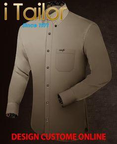 Design Custom Shirt 3D $19.95 herrenanzug Click http://itailor.de/suit-product/herrenanzug_it52162-1.html