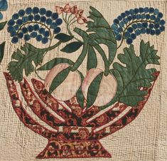 Philadelphia Museum of Art - Collections Object : Botanical Album Quilt