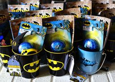 Super Heroes: Batman Birthday Party Ideas | Photo 1 of 10 | Catch My Party