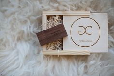 The wooden flash drives are very popular with photographers.