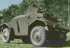 Colorized KNIL Alvin Straussler Pantserwagen Dutch East Indies, Ww2, Danish, World War, Monster Trucks, Photographs, Army, Projects, Military Photos