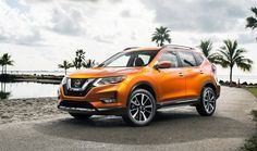 Excellent Body Cuts with Powerful Engine in new Nissan Rogue #Nissan #Rogue