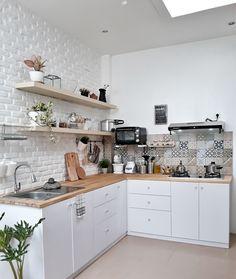 Yup this is my kitchen. love Yup this is my kitchen. love - home - Yup this is my kitchen. love Yup this is my kitchen. Kitchen Sets, Living Room Kitchen, Home Decor Kitchen, Interior Design Kitchen, New Kitchen, Home Kitchens, Ranch Kitchen, Cottage Kitchens, Modern Kitchens