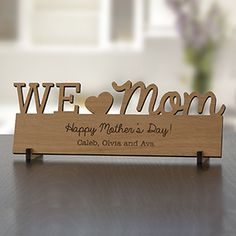 Shop personalized Mother's Day gifts and Personalized Gifts For Mom! Find great gifts for Mom she's sure to love. Diy Gifts For Mom, Diy Mothers Day Gifts, Grandparent Gifts, Happy Mothers Day, Mother Day Gifts, Gifts For Her, Personalized Mother's Day Gifts, Get Well Gifts, Mother's Day Diy