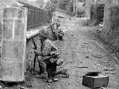 US troops Normandy 1944.
