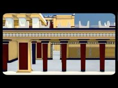 Crete: The Knossos Palace and the The myth of Theseus and - YouTube
