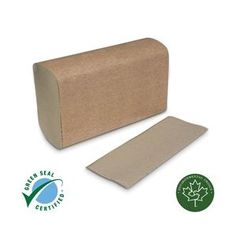Tork Universal Hand Towel Multifold, Natural #gscertified #green #sustainable #ecofriendly