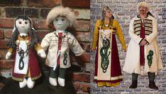 Custom Doll~  ONE of a KIND Custom Cloth Doll ~ Custom Re-enactor Doll~
