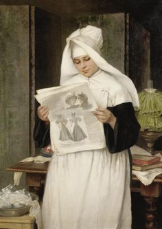 Luise Max-Ehrler (1850 - ?) - The latest trends