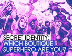 What's your online boutique's Super Hero?  check your's with this quiz onlineboutiquesource.com/super  Every online retail business has a super power. *Are you a master connector?   *Converting wiz?  *Getting ish done queen? *marketing queen? *sales maven? *clothing wholesale finding diva?  Knowing what it is and how to use it, is what will help take you to the next level in your ecommerce business.