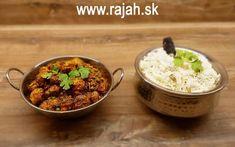 Úžasné indické jedlo - Kofta Bhoona Garam Masala, Chana Masala, Naan, Chili, Grains, Pork, Ethnic Recipes, Asia, Cilantro