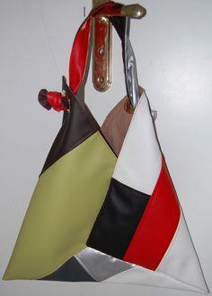sac origami en simili cuir