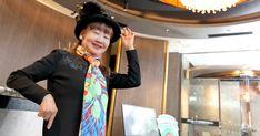"""アパホテル社長・元谷芙美子さん。これまでに直面したピンチや逆境は数多くあるはずだけど、そんな苦労はどこ吹く風。収益率世界一を誇るアパホテルを牽引する彼女の姿に、毎日が今よりもっと楽しくなる無敵の""""ポジティブマインド""""を見た。 - Woman type[ウーマンタイプ]"""