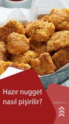 Çok pratik bir tavuk yemeği olan evde nugget yapımı hiç de zor değil... Özelikle dışarıdan aldığımız nugget kısa sürede yemek hazırlamak isteyenlerin ilk tercihlerinden biri oluyor. İster pilavla isterseniz patates kızartmasıyla servis edebileceğiniz nugget hazır alındığında nasıl pişirilir konusunu sizler için araştırdık.