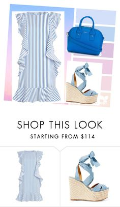 """""""Untitled #1443"""" by ania18018970 ❤ liked on Polyvore featuring Ralph Lauren and Furla"""
