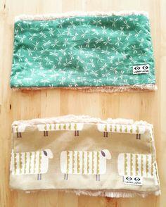 Nuestros hits de estampados japoneses; libélulas y ovejas en cuellos de bebé! Esto y mucho más en www.lapanlapan.es