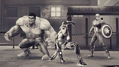 Future fight game my team #marvel#loki#punisher #avengers #ironman #spiderman #thor #xmen #captainamerica #deadpool #hulk #marveluniverse #theavengers #wolverine #superhero #civilwar #like4like #f4f #inkstagram #travel #art #artist #artwork #comics #comicart #daredevil #tonystark #venom #magneto #theavengers #thepunisher