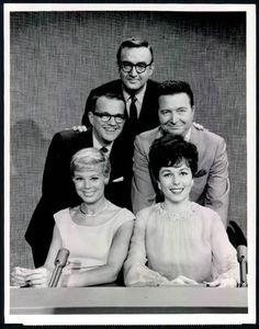 I've Got A Secret (1952-1967) Hosted by Garry Moore then Bill Cullen. Game Show
