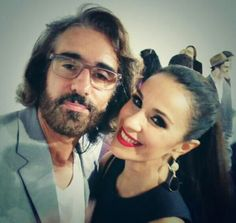 Catherine siachoque y miguel varoni #PremiosTuMundo