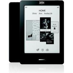 "Kobo 6"" eReader Touch Edition"