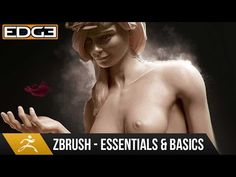Zbrush for Beginners Tutorial - Essentials to get Started with Sculpting HD - YouTube