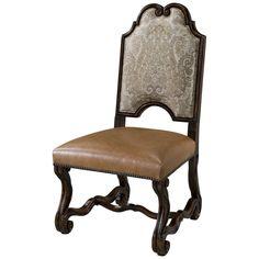 Theodore Alexander Sardinia Villa Garda Dining Chair Set of 2