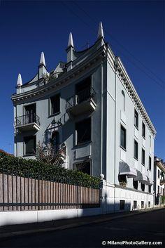 Gio Ponti - Casa in via Randaccio 9 | by milanophotogallery