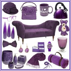 All things purple from The Purple Store!
