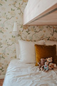 Sweet Laurel Cottage Nursery Cottage Nursery, Above Couch, Antique Sofa, Yellow Fabric, Little Girl Rooms, Something Beautiful, All The Colors, Perfect Place, Storage Spaces