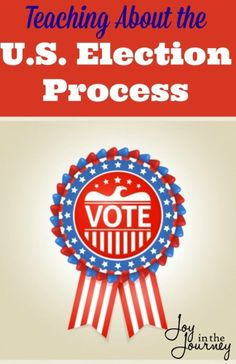 If you have been considering a study on the election process now is the time! We are in an election year.This lapbook teaches all about the election process. Us Election, Teaching Election, Teaching Government, Student Teaching, Presidential Election, Homeschool Curriculum Reviews, Homeschooling Resources, Study History, History Class