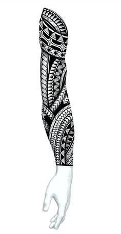 tribal tattoo for guys polynesian - tribal tattoo for guys polynesian Polynesian Tattoo Sleeve, Maori Tattoo Arm, Tribal Forearm Tattoos, Geometric Sleeve Tattoo, Tattoos Geometric, Polynesian Tattoo Designs, Full Sleeve Tattoo Design, Tribal Tattoos For Men, Maori Tattoo Designs