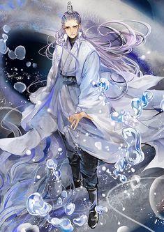 C Anime, Blue Anime, Anime Art, Chibi, Fantasy Art Men, Role Player, Star Wars, Anime Kunst, Dope Art