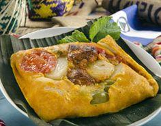 Recipes Tamale-Stuffed Turkey Breasts with Maseca®