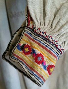 Traditional Boyko apparel, village of Berezhok, Turka Region, first half of the 20th century.