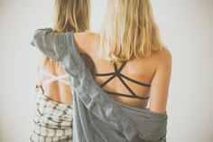 ♡ XENIA Cotton Bralette - Black ♡ from ESSENTIALS FOR ZULA by DaWanda.com