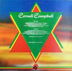 Cornell Campbell - Sweet Baby (back cover)