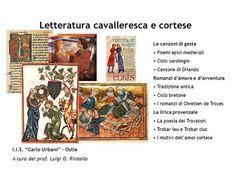 Letteratura cavalleresca e cortese