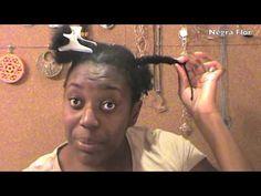 My favorite african threading style // Mi estilo de african threading favorito