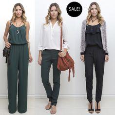 Every occasion! Looks com até 50%de desconto na nossa #sale! Aproveite! #ateen #inverno15 #ateensale #lookdasemana