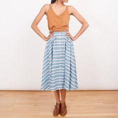 Confezioni Crosby Long Skirt