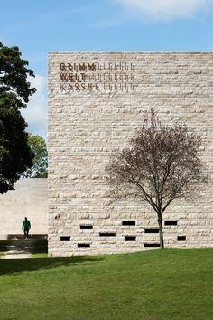 Museum Grimmwelt by Kada Wittfeld Architecture, Germany
