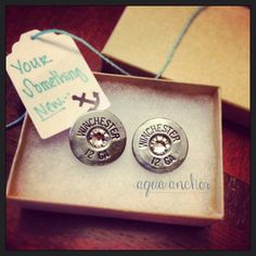 Hey, I found this really awesome Etsy listing at https://www.etsy.com/listing/172586402/12-gauge-shotgun-shell-jewelry-stud