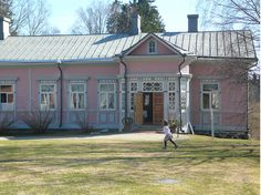 I love Tertti Manor near Mikkeli...such a lovely place..
