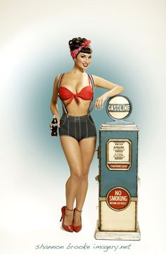 #50s #rockabilly.| Pinup Girl http://thepinuppodcast.com features pinup models and pin up photographers.