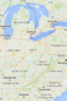 See The Most Popular Locations In Ohio United States To Take Photos Shothotspot Maps