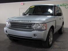 2006 Land Rover Range Rover HSE Silver http://www.iseecars.com/used-cars/used-land-rover-range-rover-under-20000