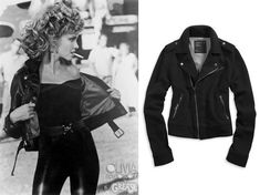 50's fashion/ Grease...definitely a future Halloween costume!