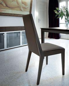 Aria, sedie in Legno by DOMITALIA.